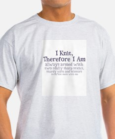 I knit-t-shirt-clean8x10flat.psd T-Shirt