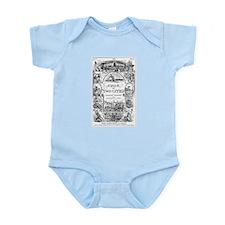 Unique Bookbinding Infant Bodysuit