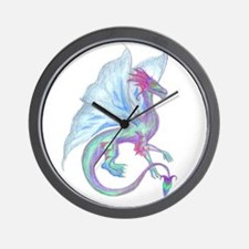 Fairy Dragon Wall Clock