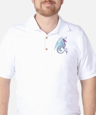 Fairy Dragon Golf Shirt