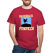 Brokeback Pumpkin T-Shirt