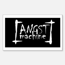 The Black Angst Decal