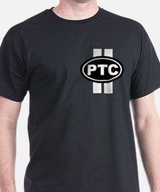 PT Cruiser Black T-Shirt