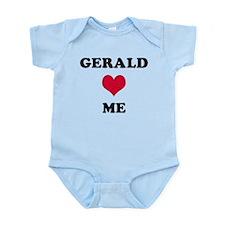 Gerald Loves Me Onesie