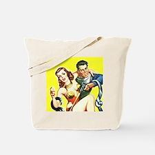 Future Attack Tote Bag