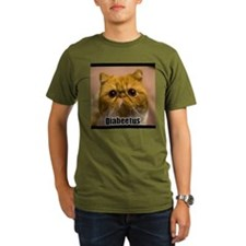 Diabeetus Cat T-Shirt