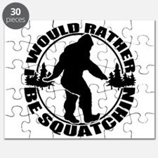 Rather be Squatchin Puzzle
