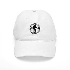 Rather be Squatchin Baseball Cap