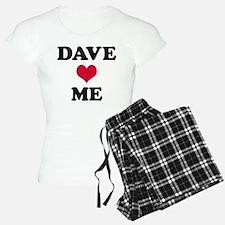 Dave Loves Me Pajamas