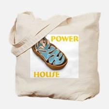 Mitochondria Power House Tote Bag