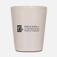 friends logo no tag.jpg Shot Glass