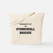 Property of Stonewall Brigade Tote Bag