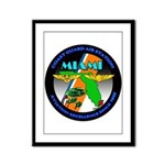 Air Station Miami Framed Panel Print