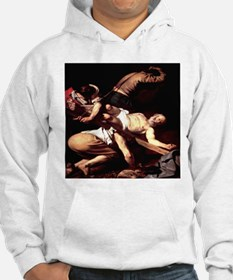 Crucifixion of St. Peter Cara Hoodie