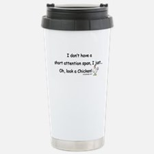 Funny Attention deficit disorder Travel Mug