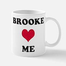 Brooke Loves Me Mug
