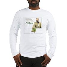 best for world Long Sleeve T-Shirt
