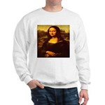 The Mona Lisa da Vinci 1503 Sweatshirt