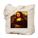The Mona Lisa da Vinci 1503 Tote Bag