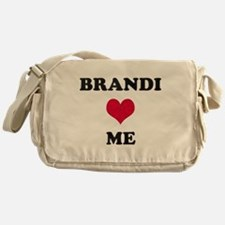 Brandi Loves Me Messenger Bag