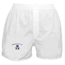 University of Awesome Boxer Shorts