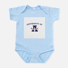 University of Awesome Infant Bodysuit