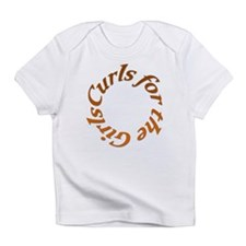 Curls for the Girls Infant T-Shirt