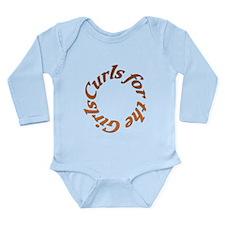 Curls for the Girls - L/S Infant Bodysuit