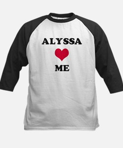 Alyssa Loves Me Tee