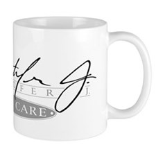 Crystofer J Skin Care Mug