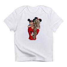 I Heart Rue 3/4 Sleeve T-shirt (Dark)
