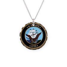 US Navy Logo Necklace