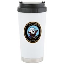 US Navy Logo Travel Mug