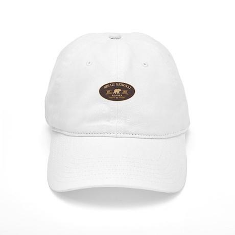 Denali Belt Buckle Badge Cap