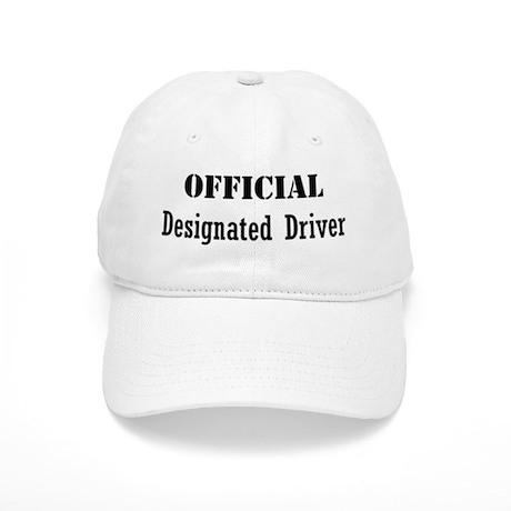 Official Designated Driver Cap