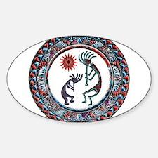 Best Seller Kokopelli Sticker (Oval)