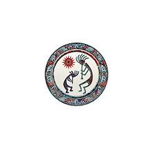 Best Seller Kokopelli Mini Button (100 pack)