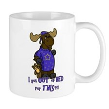 sleepy moose.png Mug