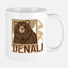 Denali Grumpy Grizzly Mug