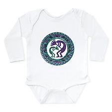 Best Seller Kokopelli Long Sleeve Infant Bodysuit