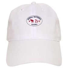 Denali Moose Badge Baseball Cap
