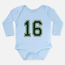 green16.png Long Sleeve Infant Bodysuit