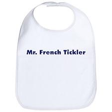 Mr. French Tickler Bib