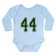 green44.png Long Sleeve Infant Bodysuit