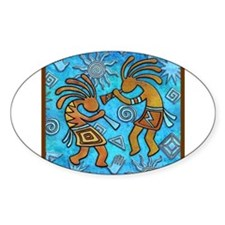Best Seller Kokopelli Decal