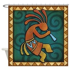 Best Seller Kokopelli Shower Curtain