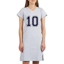 blue10.png Women's Nightshirt