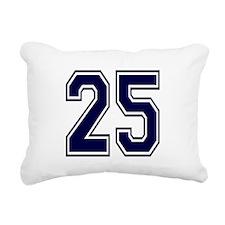 blue25.png Rectangular Canvas Pillow