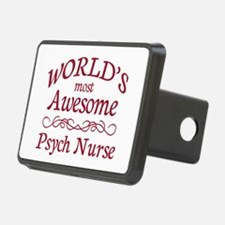 Psych Nurse Hitch Cover
