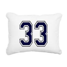 blue33.png Rectangular Canvas Pillow